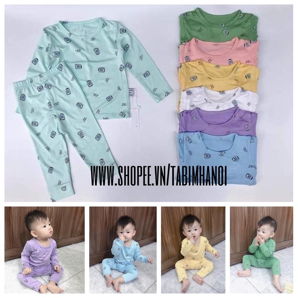 Bộ quần áo trẻ em QATE582 cho bé sơ sinh tới 19kg