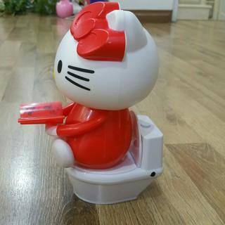 Đèn sạc tích điện mèo Kitty DH2103