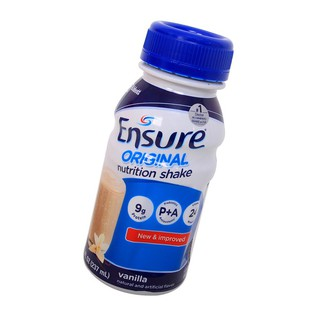 Hình ảnh [Nhập GRO1AB1111 giảm 4%] Thùng 24 Sữa nước Ensure Abbott 237ml/chai-1