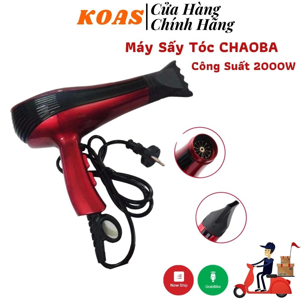 Máy sấy tóc Chaoba 2800 Dễ Dàng Tạo Kiểu Tóc chính hãng 338,000đ