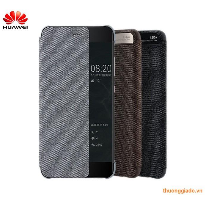 """Bao da Huawei P10 Plus (5.5"""") Smart View Cover chính hãng"""