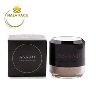 Phấn phủ bột kềm dầu Asami Tone Up Powder nâng tone, siêu mịn thumbnail