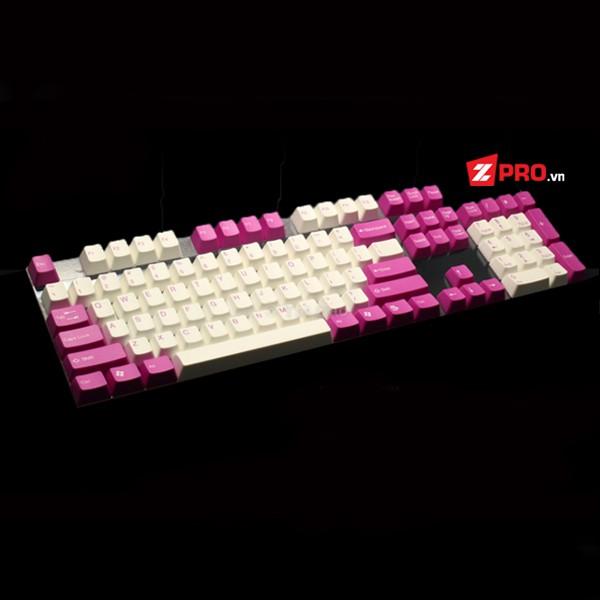Keycap Taihao White-Pink