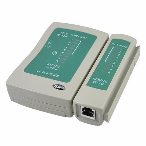 Bảng giá Bộ Test Cáp Mạng RJ45/RJ11 (Có Kèm Pin) Phong Vũ