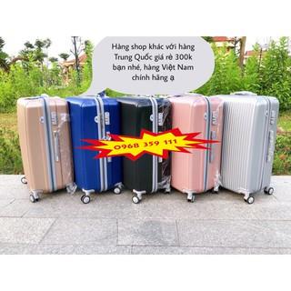Vali hàng Việt Nam chính hãng đủ size 28,24,20 có sẵn hàng thumbnail