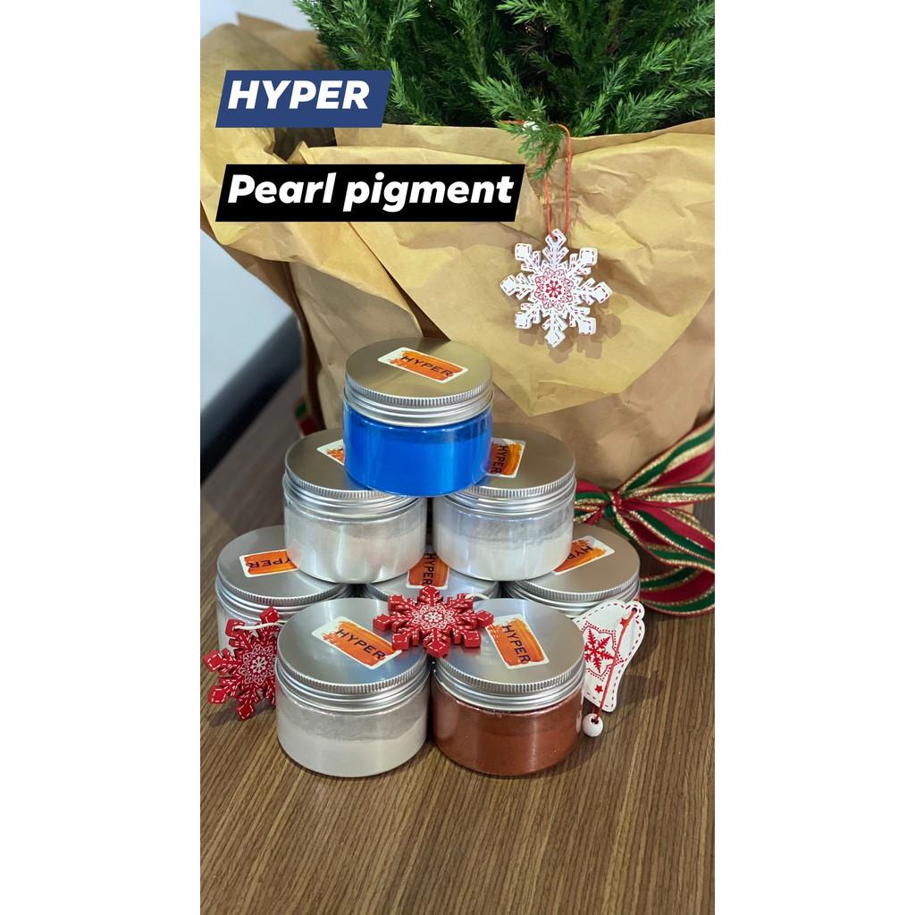 Bột nhũ camay cao cấp – Pearl pigment (50grams)