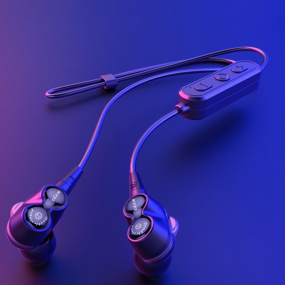 Cao Cấp - Tai Nghe Bluetooth Âm Thanh Vòm 8D KT2 Pro Bass 2019 Âm Thanh Siêu Hay, Nghe EDM Cực Phê