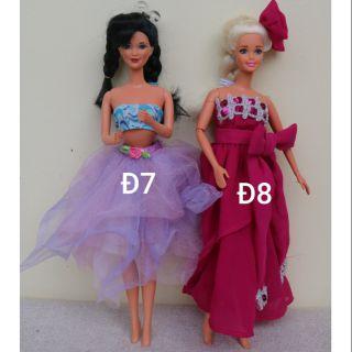 Barbie có đồ ( mã Đ7 _ Đ8 )