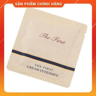Gói Kem Dưỡng Tái Sinh Da Cao Cấp Ohui The First Cream Intensive thumbnail