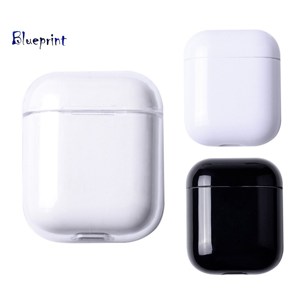 ☞BPGlossy Anti-dust Hard Case Cover Protector for Apple Airpods Bluetooth Earphones