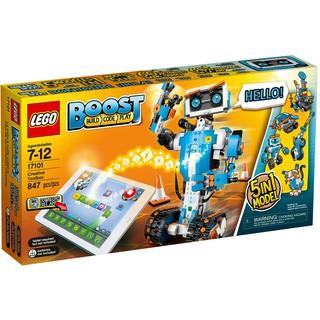 Bộ lắp ráp robot lập trình Lego Boost creative toolbox LEGO 17101