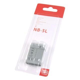 Pin máy ảnh Canon NB-5L ( NB 5L )- Hàng nhập khẩu