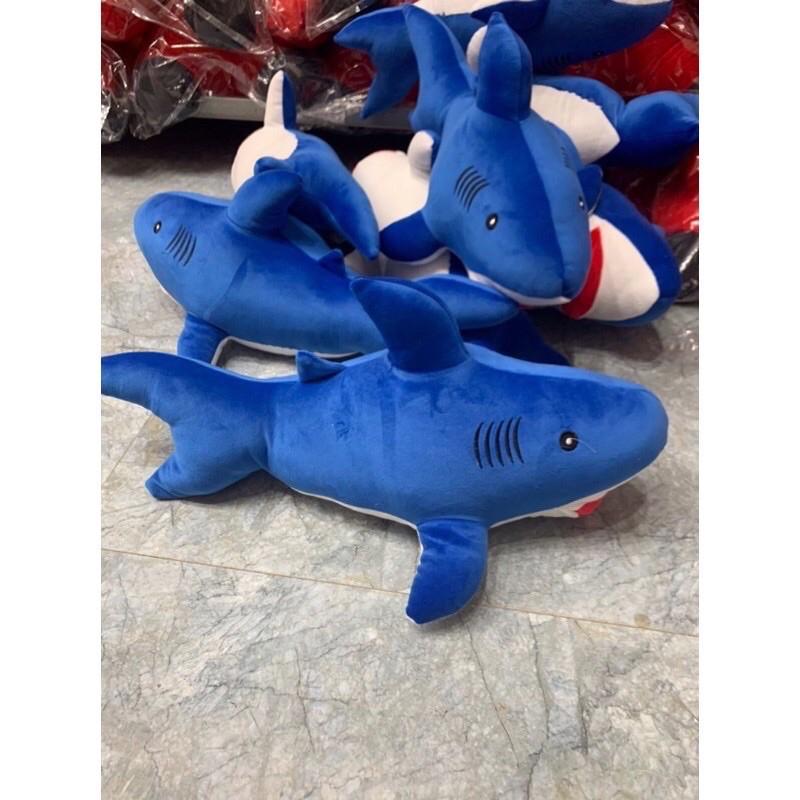 ❤️Sỉ Giá Xưởng❤️Cá Mập Bông,Thú Bông Cá Mập Đồ Chơi Siêu Mềm Mịn