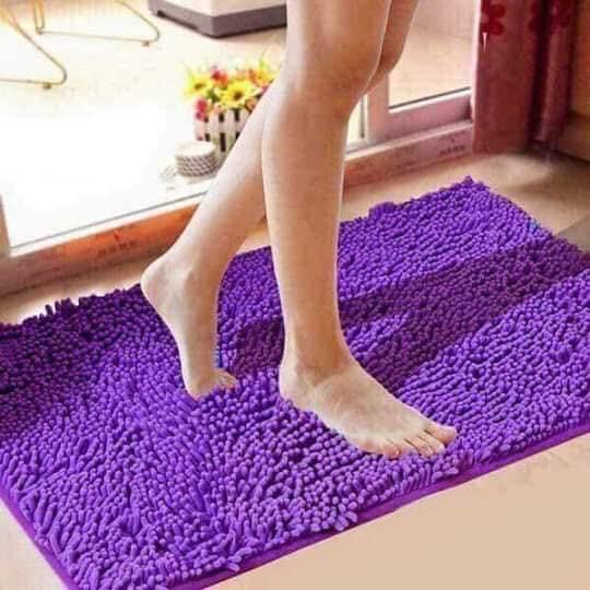 Thảm lau chân san hô khổ lớn 40 x 60