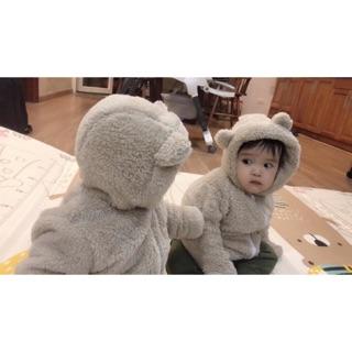 Áo lông cừu cho bé