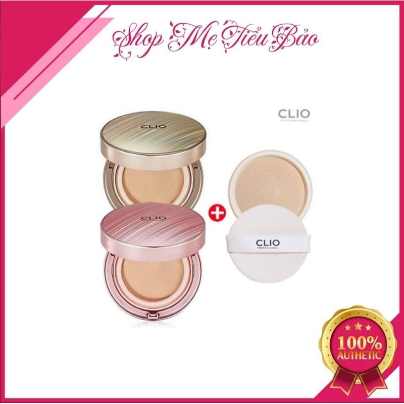 [Hot new] Phấn nước Clio Daily Defence Children's Skin Cushion Spf50 Pa++++