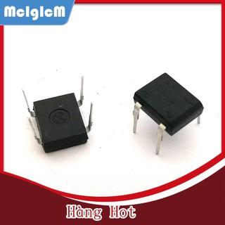 [ Hàng Hot ] Set 50 đi ốt chỉnh lưu 4 chấu MCIGICM DB107 1A 1000V chuyên dụng chất lượng cao thumbnail