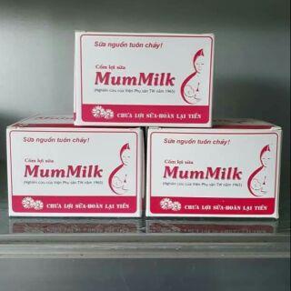 3 hộp cốm lợi sữa mummilk
