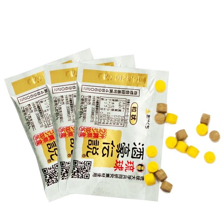 Viên uống giải rượu Shugo Densetsu của Nhật Bản túi 6 gói nhỏ - 22703500 , 2004938345 , 322_2004938345 , 260000 , Vien-uong-giai-ruou-Shugo-Densetsu-cua-Nhat-Ban-tui-6-goi-nho-322_2004938345 , shopee.vn , Viên uống giải rượu Shugo Densetsu của Nhật Bản túi 6 gói nhỏ