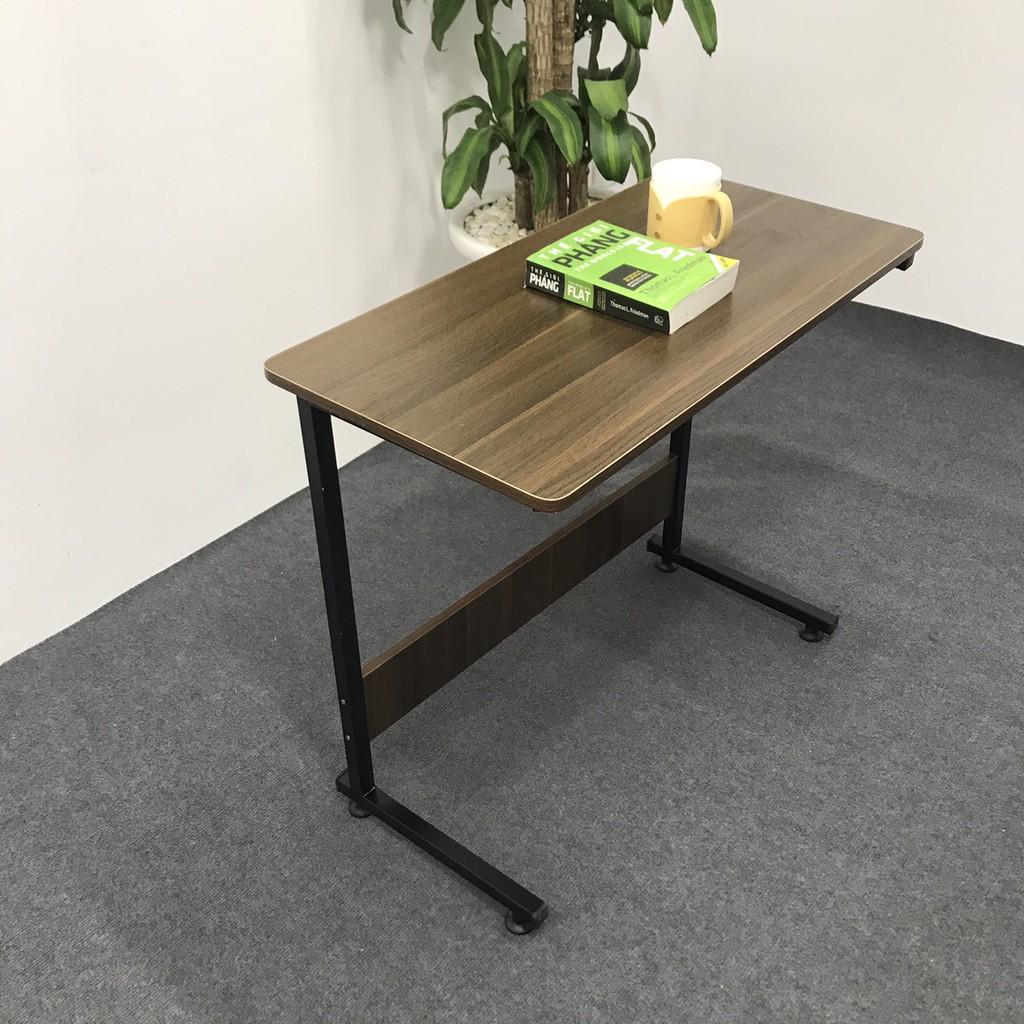𝗖𝗼𝗺𝗯𝗼 bàn làm việc 𝐄-𝐌𝐢𝐧𝐢 kèm Ghế Eames, bàn làm việc học tập, tháo lắp dễ dàng - full phụ kiện lắp đặt.