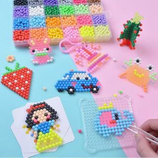 Water fog children magic magic beads toys water sticky beads magic beads diy