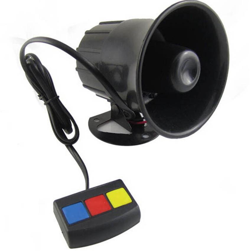 Còi hú 3 tiếng âm thanh lớn cho oto, xe máy TL 407