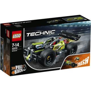 LEGO Technic 42072 – Siêu Xe WHACK!
