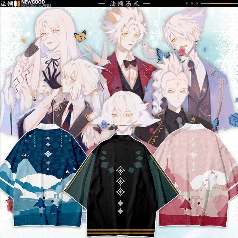 Áo Khoác Kimono In Họa Tiết 3d Độc Đáo Cho Bé