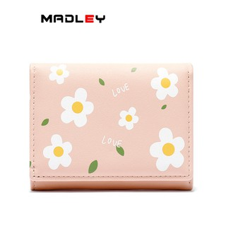 Ví nữ mini cute đẹp cầm tay MADLEY thời trang cao cấp nhỏ gọn bỏ túi VD455 thumbnail