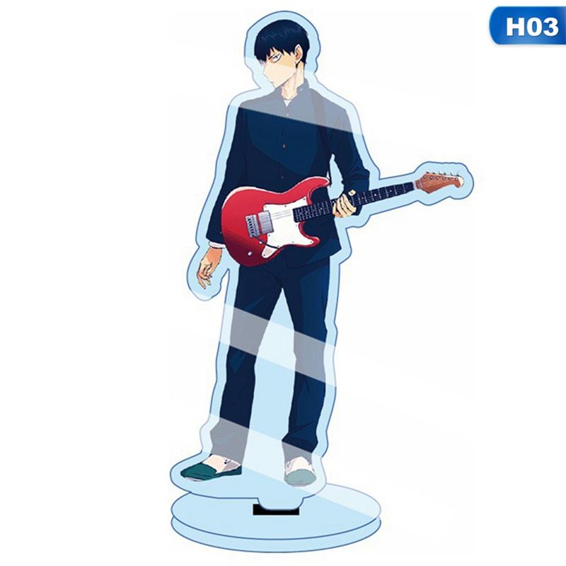 Standee mô phỏng nhân vật hoạt hình Haikyuu bằng nhựa acrylic dùng trưng bày