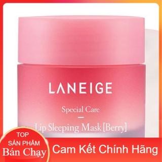 Ủ Môi Hàn Quốc Laneige Minisize 3g Màu Hồng Chính Hãng Mặt Nạ Ngủ Ủ Môi Laneige, Dưỡng Môi Hồng Laneige thumbnail