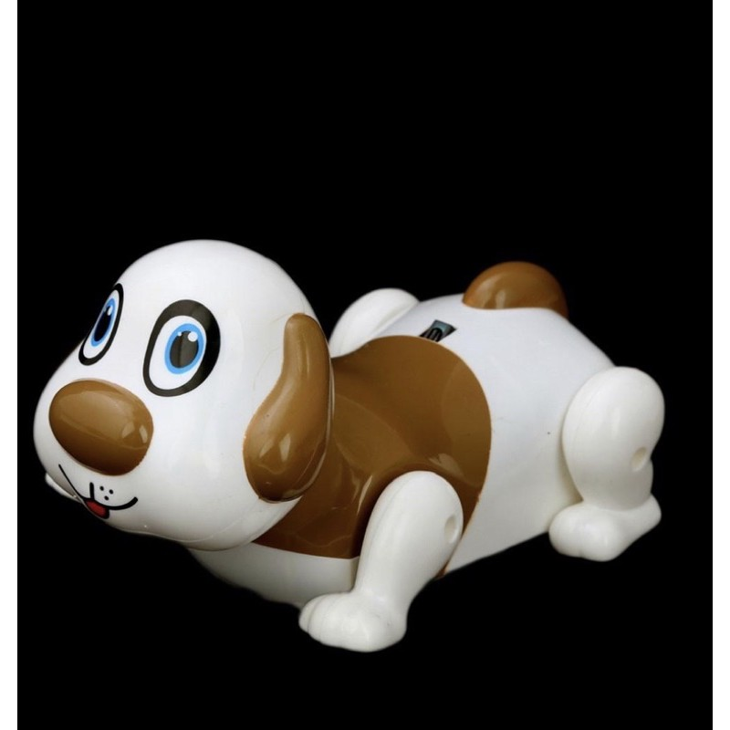 Chú chó leo tường điều khiển pin sạc