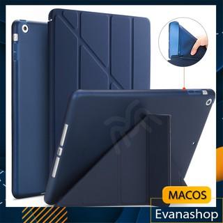 Bao da máy tính bảng bằng PU nắp lật cho Ipad 2 3 4 Air 3 4 Case Ốp Gen 5 6 7 8 10.2 10.5 9.7 Mini 2 3 4 5 (AB07) thumbnail