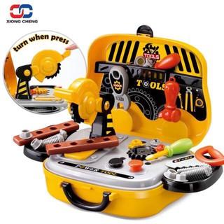 Đồ chơi kĩ sư dạng vali có bánh xe