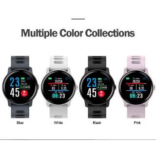 Star✨Smart Watch IP68 Waterproof Fitness Tracker S08 Sport Pedometer Heart Rate Blood Pressure