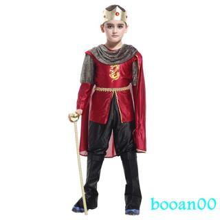 trang phục hoàng tử cho bé