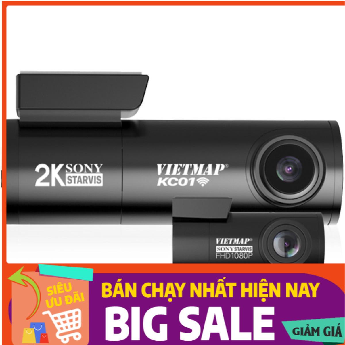 Vietmap kc01 - camera hành trình trước sau thẻ nhớ 32gb - hàng chính hãng -  Sắp xếp theo liên quan sản phẩm