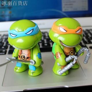 Mô Hình Nhân Vật Ninja Rùa Dễ Thương
