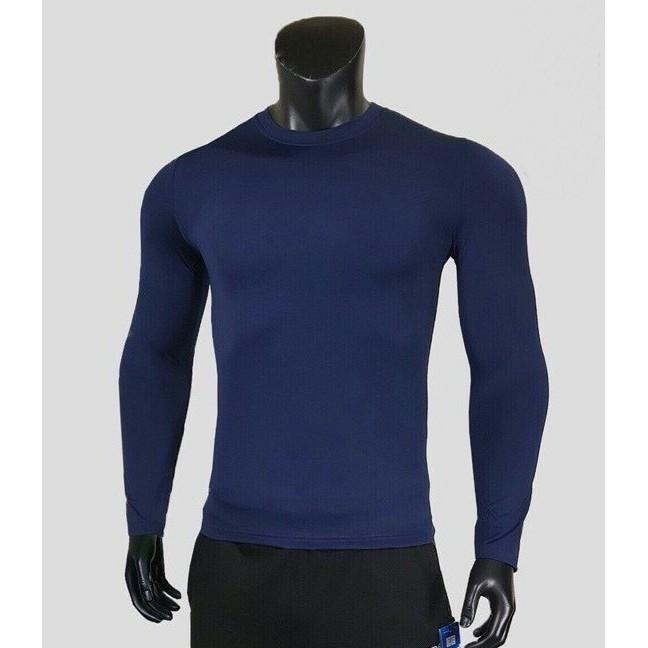 Áo giữ nhiệt nam thể thao dài tay nhiều màu size từ 45 đến 90kg AT28