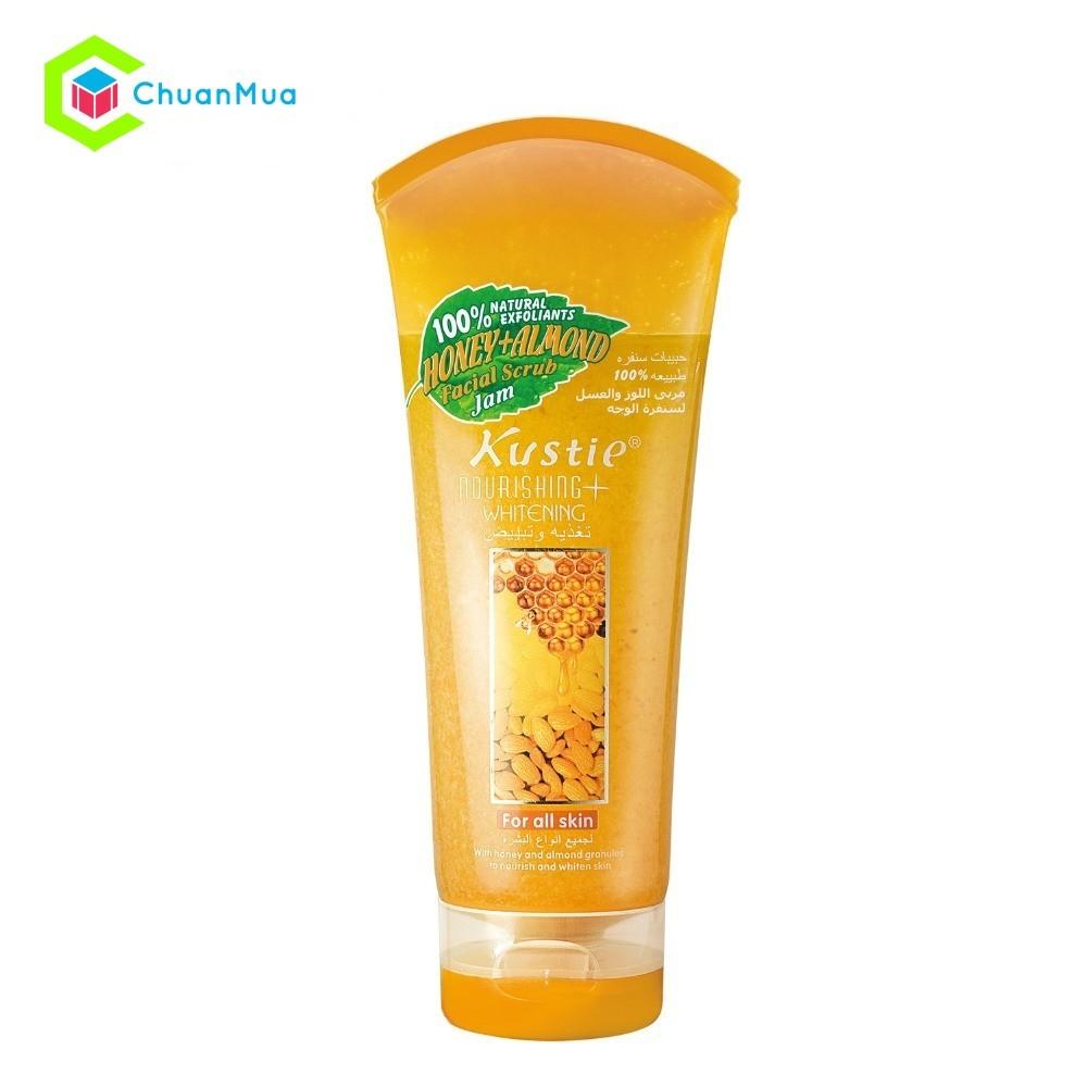 Tẩy tế bào mặt Kustie Pháp 40ml Honey (Mật Ong) - MPA064 - 2525239 , 281303943 , 322_281303943 , 99000 , Tay-te-bao-mat-Kustie-Phap-40ml-Honey-Mat-Ong-MPA064-322_281303943 , shopee.vn , Tẩy tế bào mặt Kustie Pháp 40ml Honey (Mật Ong) - MPA064