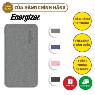 Sạc Dự Phòng Energizer CHÍNH HÃNG Dung Lượng 10000mAh – UE10043| Bảo Hành 24 Tháng