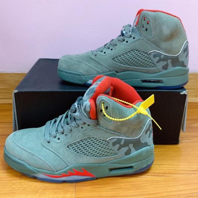 Giày Jordan Camo ( lẻ size) sale rẻ