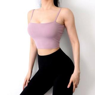 Áo bra dây tập gym, yoga nâng ngực ôm eo siêu đẹp N20