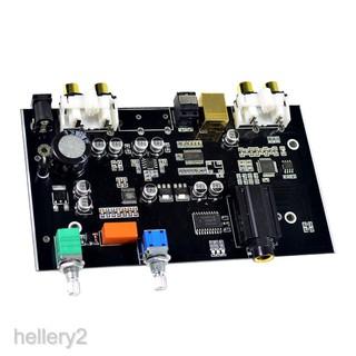 Bảng mạch giải mã âm thanh đầu vào USB và đầu ra HiFi