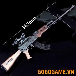 Mô Hình AKM 36CM – Tặng Kệ Trưng Bầy Size Lớn