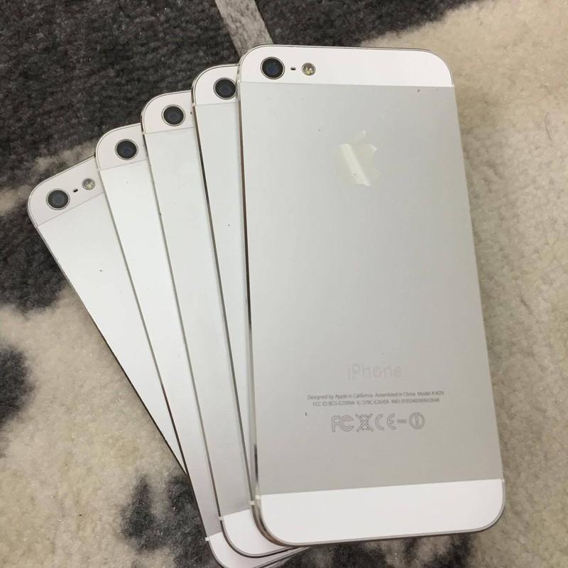 ĐIỆN THOẠI iphone 5 32gb FULLBOX chính hãng 98 99 phần trăm