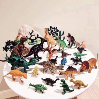 Bộ đồ chơi khủng long 25 con