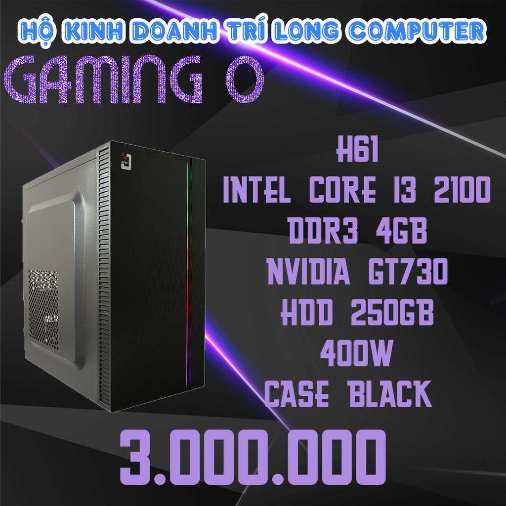Thùng máy PC Gaming giá rẻ - Gaming 0