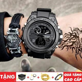 Đồng hồ nam thể thao Kim Điện Tử SANDA SIÊU ĐẸP, CÁ TÍNH-Duong.watches