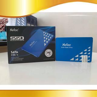 [người bán địa phương] Ổ CỨNG SSD NETAC 256GB 240GB 128GB 120GB BH 36 THÁNG thumbnail